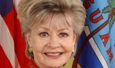 Guam's representative to the US Congress Madeleine Bordallo [Photo: US House of Representatives]