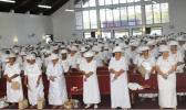 Congregational Christian Church parishioners