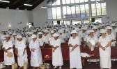 Samoan Congregational Christian Church parishioners