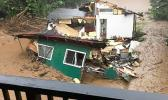 Hawaii flash flood [Photo: Crossroads Christian Fellowship via RNZI]