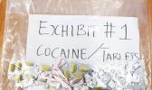 exhibit 1 cocaine