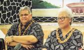 Fiame Naomi Mataafa and Laauli Leuatea Schmidt