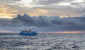 Lady Samoa III ferryboat