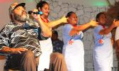 FIJI with the  Malaeloa Methodist Youth choir