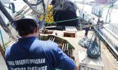 [A Marshall Islands Marine Resources Authority fisheries observer