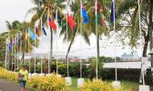 Pacific leaders are arriving in Samoa's capital, Apia, for the annual Pacific Islands Forum. This year's gathering of Pacific leaders comes as the Australian Government pledges to renew its engagement with the region. [Photo: Supplied]