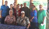 """""""Fesoasoani mo Samoa Fundraising"""" Committee"""