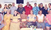Galea'i Peni Poumele Cancer Foundation group photo