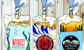 The center is teaming up with Intersect, Maxline and Horse & Dragon breweries to create three limited-release beers, inspired by threatened public lands