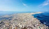 A portion of the Great Pacific Garbage Patch