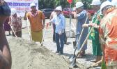 The multi-line food processing plant at the Tafuna Industrial Park project broke ground in January 2016 promising to provide up to 800 jobs once fully operational. However, the company, AVM was unable to find new investors after the initial one pulled out; and ASG has decided to pull the plug on the project.  [SN archives]