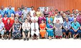 GCF PMU with stakeholders of the GCF-VCP