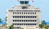 Daniel K. Inouye International Airport in Honolulu