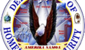 American Samoa Homeland Security logo