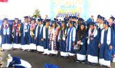 Iakina Adventist Academy High School Class of 2019.