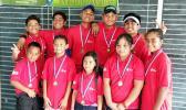 Amerika Samoa Junior Golfers