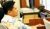 Kauai County Councilman Mason Chock