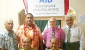 American Samoa Legal Aid staff