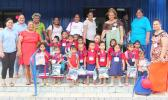 Leone Midkiff ECE students and teachers