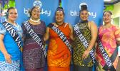 Miss American Samoa contestants 2018
