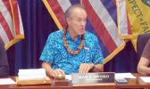 Police Commission chair Max Sword [photo: Hawaii News Now]