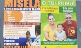 Samoa govt measles posters