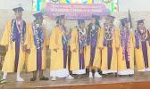 8 of the 2020 Manu'a High School graduates