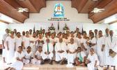 Rev. Fa'atoto & Mrs. Fenaui Tu'ua Taupua'i and the Malaeloa Methodist Church congregation