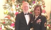 MST Christabel Lupetaliaami Jennings Joyner pictured here with her husband, Chuck Joyner,