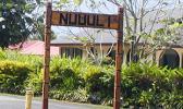 Nuuuli Village sign