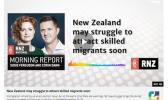 RNZ Morning Report logo