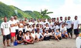 Paepaeulupoo crew 2019 from Aua village