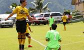 Gabriel Taumua of Pago Youth A