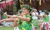 Tuvalu dancers