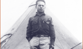 Pearl Harbor attack survivor Tali Peter T. Coleman (pictured) during his World War II service