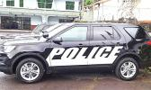 One of the new Ford 'Interceptors' reently purchased for DPS. [SN file photo]