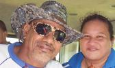 Sooau Vaa Brown and his wife Maylynn Brown