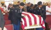 Utagamamao Taisi Alo Steffany funeral service