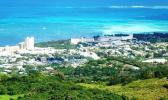 Saipan in the Northern Marianas