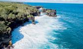 Samoa coastline