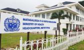 Samoa's Ministry of Health Headquarters