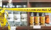 Locally made in Samoa brands of vodka