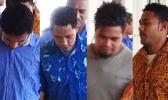 Mu Fualau, Roman Luamanu, Sui Fualau and Magia La'iva.