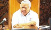 Prime Minister Tuila'epa Sa'ilele Malielegaoi