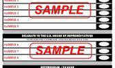 sample ballot