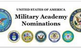 Logos of the service academies