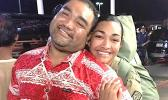 SGT Sinaalamaimaleula Tauti with her father David