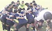 South Pacific Academy 'Dolphins' Girls Soccer Team