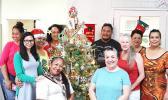 Manuia le Kerisimasi America Samoa from the Samoa News staff. [SN photo]