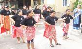 Lauli'i Elementary School students